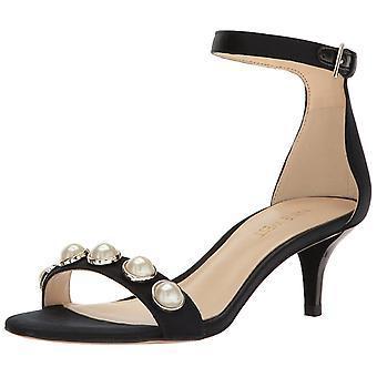 Neuf Womens West rouge à lèvres tissu Open Toe occasionnels Ankle Strap Sandals