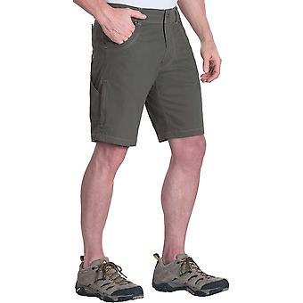Kuhl Gunmetal Mens Ramblr 10 Short