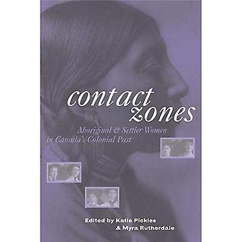 Strefy kontaktu: Aborygenów i osadnika kobiet w Canadas przeszłości kolonialnej