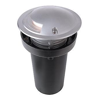 Lampa podłogowa ledowa Smart S III 3000K x 116mm srebrny IP67