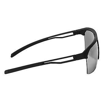 Adidas Strivr polariserade lätta sport solglasögon-svart matt-polariserad