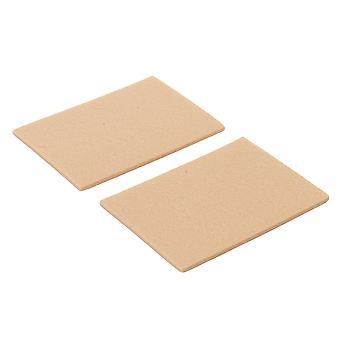 Self-Adhesive Felt Pad Protectors 2pk - 98x65mm
