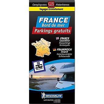 France Motorhome Stopovers de Michelin