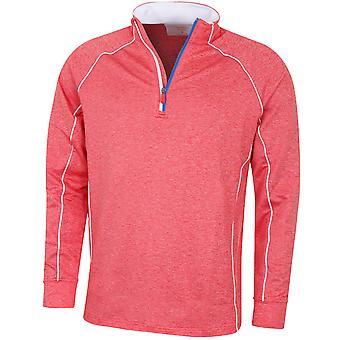 Bobby Jones Mens XH2O Equinox Raglan Sleeve Golf Pullover Sweater
