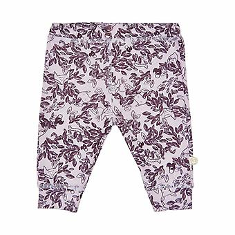 Minymo-Pipi Minymo Purple Girls Leggings Pantalones