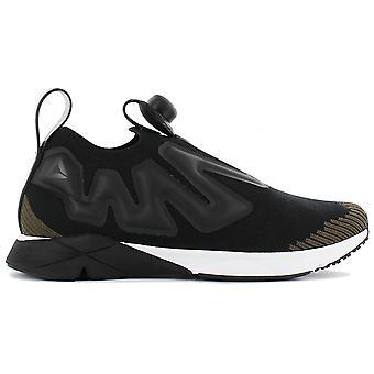 Reebok Pump Supreme ULTK CN0076 Laufschuhe Schwarz Sneaker Sportschuhe