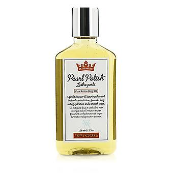 Anthony Shaveworks Pearl polonez dual action body oil 156ml/5.3oz
