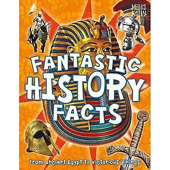 Faits d'histoire fantastique