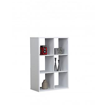 6 Cube Shelving Unit