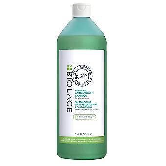 Matrix Biolage R.A.W. AntiDandruff Shampoo RAW 1000ml Salicyllic Acid