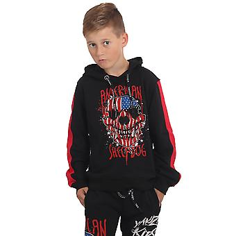 YAKUZA Kids Hooded Sweater Sheepdog