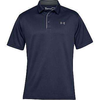 Under Armour Tech Polo 1290140410 universele mannen t-shirt