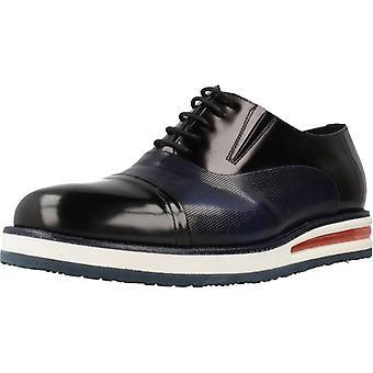 Angel Infantes Zapatos De Vestir 27119 Color Negro