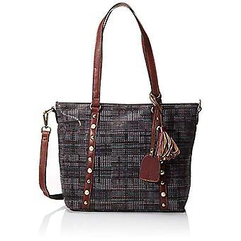 Laura Vita 2981 - Purple Women's Tote Bags (Violet) 10x30x38 cm (B x H T)