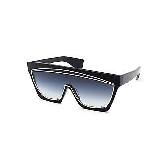 Loewe LW40012I 05B Black/Smoke Gradient Sunglasses