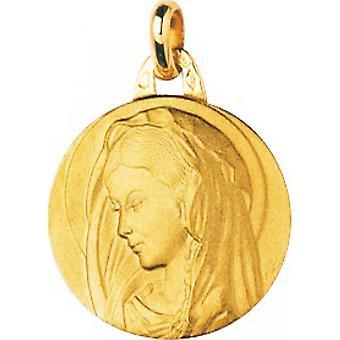 M daille virgin gold 750/1000 yellow (18K)