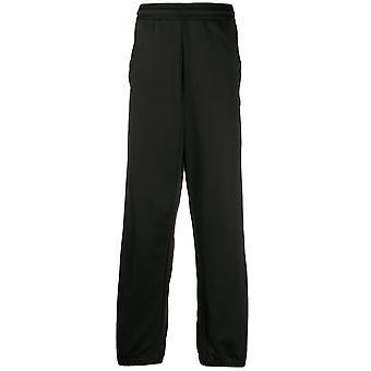 Acne Studios Ck0014900 Women's Black Nylon Pants