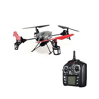 V959 2.4g 4 Channel 4-axis Gyro Ufo  4ch Ir Rc Aircraft Quadcopter Camera