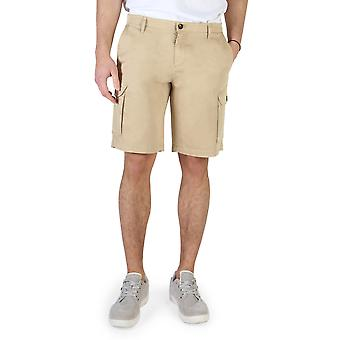 Armani Jeans Original Hombres Primavera/Verano Short Brown Color - 58123