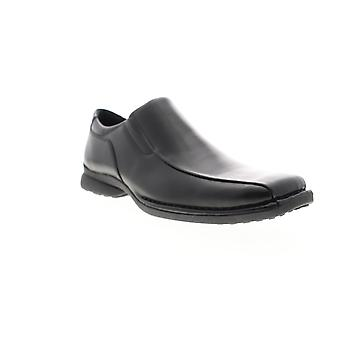 Unlisted by Kenneth Cole Wild Fire  Mens Black Casual Loafers Shoes