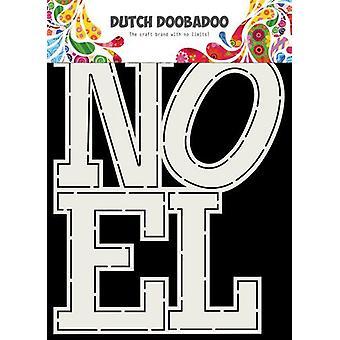 Nederlandse Doobadoo Card art Noel (FR) A5 470.713.734
