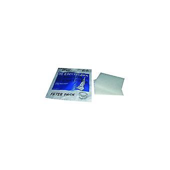 Electrolux Motor Filter - Pack van 2 (EF60)