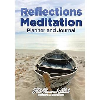Reflections Meditation Planner and Journal by Flash Planners and Notebooks