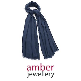Amber Jewellery Crinkle Finish Scarf