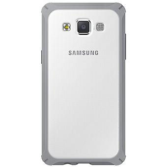 Cobertura móvel Samsung Galaxy A3 Transparent Grey