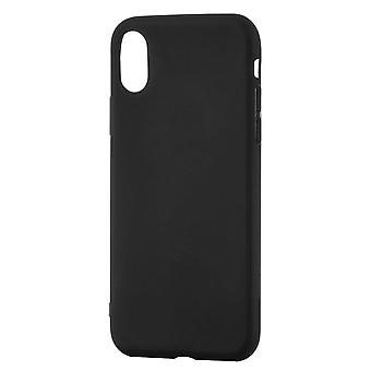 Rubber Covers, Huawei Y6 2018, matte Black