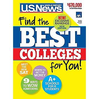 Best Colleges 2016 by U.S. News and World Report