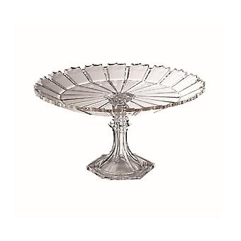 Mario Luca Giusti Dome Cake Stand with Lid Clear