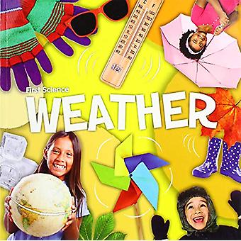 Weather by Steffi Cavell-Clarke - 9781789980141 Book