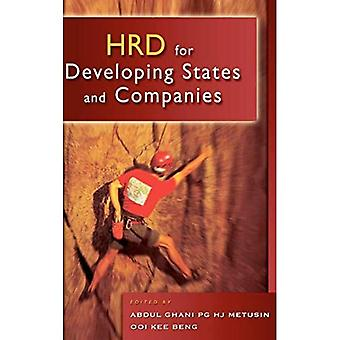 Hrd for Developing States & Companies