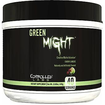 Controlled Labs Green Might Powder  428 gr