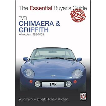 TVR Chimaera and Griffith by Richard Kitchen