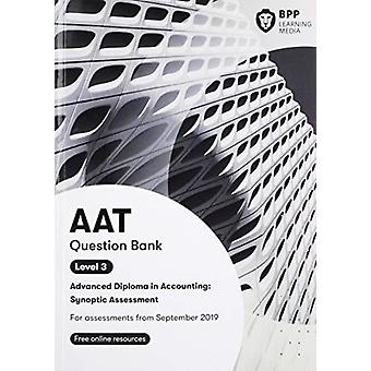 AAT Advanced Diploma in Accounting Level 3 Synoptic Assessme