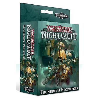 Thundrik'S Profiteers (English), Warhammer Underworlds, Games Workshop