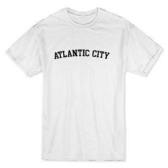 Atlantic City Show The Pride Men's White T-shirt