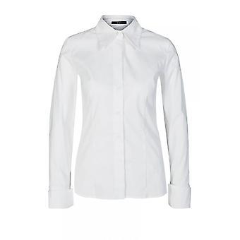Oui klassieke witte blouse