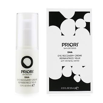 Priori Dna Eye Recovery Cream Met Retinol - 15ml/0.5oz