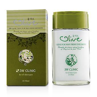 Olive für Mann frische Emulsion 228263 150ml/5oz