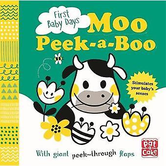 First Baby Days Moo PeekaBoo by Mojca Dolinar