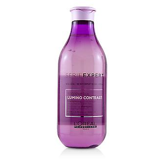 Professionnel serie expert lumino contrast tocopherol highlight illuminating shampoo 217377 300ml/10.1oz