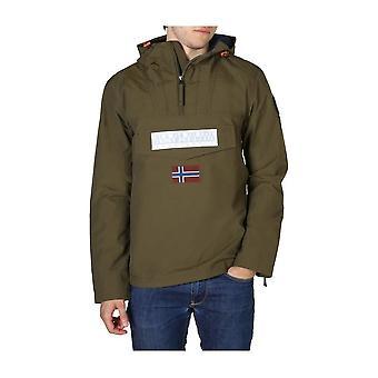 Napapijri - Clothing - Jackets - RAINFOREST_NP0A4EDVGW11 - Men - darkolivegreen - L