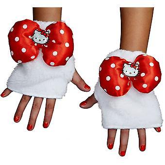 Hello Kitty vaaleanpunainen lapsi Glovett