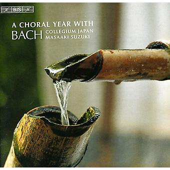 J.S. Bach - A Choral Year with Bach [CD] USA import