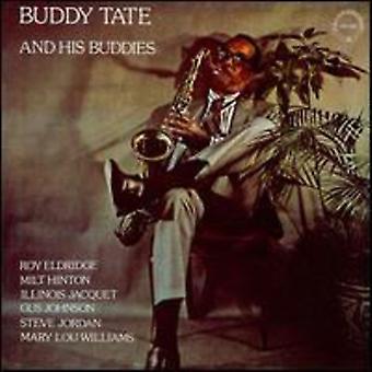 Buddy Tate - Buddy Tate & His Buddies [CD] USA import
