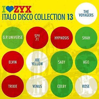 Zyx Italo Disco Collection - Vol. 13-Zyx Italo Disco Collection [CD] USA import