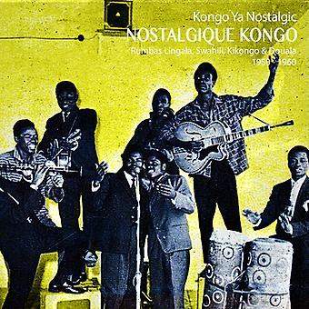 Nostalgique Kongo [CD] USA import
